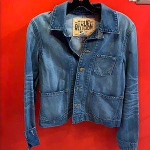 True Religion Denim Jacket